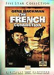The French Connection (DVD, 2001, 2-Disc Set, Five Star Collection)