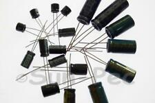 Electrolytic Capacitor Aluminum E-Cap +/-20% 6.3V or 10V 47uF - 4700uF options