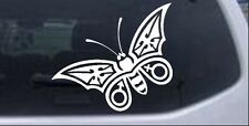 Tribal Butterfly Car or Truck Window Laptop Decal Sticker Wing 6X6.8