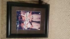 Mickey Mantle+Ted Williams dual signed 11x14 photo w/coa. Yankees Red Sox