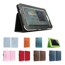 Leather Case for 7-Inch Samsung Galaxy Tab 2 P3100/P3110