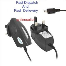 UK CE MICRO USB UK STOCK CE Approved Mains Charger For Various LG Mobile Phones