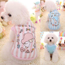 Cute Pet Dog Winter Warm Clothes Puppy Shirt Cotton Sweater Apparel Costume