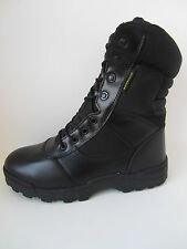 Mens Black Leather Dura-Max Boots UK Sizes 5 - 11 4106