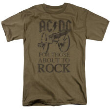 AC/DC - For Those About to Rock 1 - Adult T-Shirt