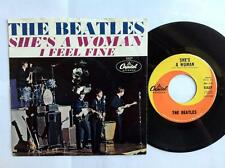 "The Beatles - I Feel Fine / She's A Woman 7"" 45 - Capitol - 5327 - Rock"