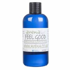 Natural Aromatherapy Feel Good Bath & Body Massage and Bath Oil 100ml upwards