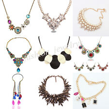 1Pc Women's Ladies Simple Fashion Jewelry Various Style Pendant Necklace Gift
