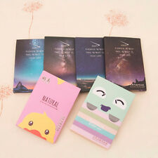 50/100 Sheets Make Up Oil Absorbing Blotting Facial Face Clean Paper Beauty