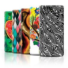 STUFF4 Phone Case/Back Cover for Sony Xperia C5 Ultra /Modern Vibrant