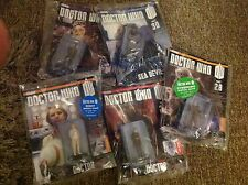 Doctor Who BBC Magazine Figurine Collection Eaglemoss Collectable Sci-Fi UK