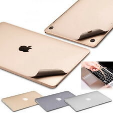 3M Surface Sticker Skin Cover Screen Guard Protector for Apple MacBook Air & Pro
