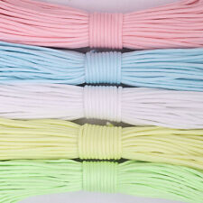 9Strand Core Luminous Glow in the Dark Paracord Parachute Rope Lanyard 100FT