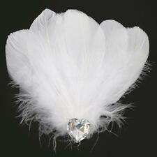 Wholesale Womens Wedding Party Hairpin Clips Feather Hair Accessory