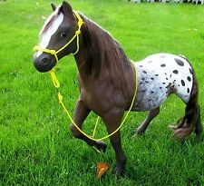 Handmade Rope Halter for Our Generation Battat American Girl Horses