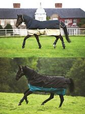 Mio All-in-One Turnout Rug MEDIUM 200g OR HEAVY 350g WEIGHT 600D All Sizes