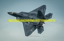 USAF F-22 RAPTOR COLOR  Photo Military Aircraft Air Force F 22  Ämari Air Base