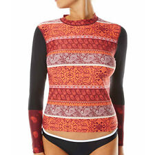 New ONEILL 2015 WOMENS L/S FASHIE LAYER PAISLEY
