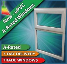 White uPVC A-Rated Window / White TF Window