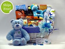 New Arrival Baby Gift Basket