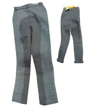 Loveson Oxford Girls Navy & Check Jodhpurs £18.99