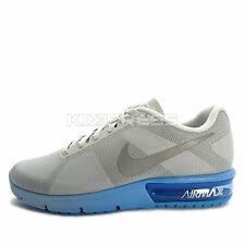 WMNS Nike Air Max Sequent [719916-014] Running Platinum/Silver-Blue
