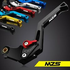 MZS One Pair CNC Motorcycle Brake Clutch Levers For Yamaha YZF R1 2009-2013