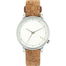 Komono Estelle Watch | Natural Cork