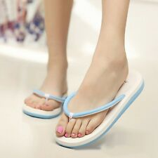 Woman Shoes Comfortable Beach Flip Flops Flat Casual Summer Lady Slippers