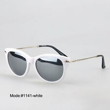 Hot sales 1141 plastic unisex sunglasses sunshade UVA UVB  UV400