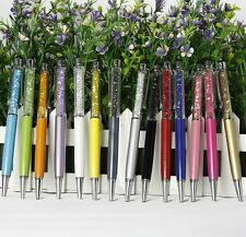 Nice Crystal Ballpoint Pen Writing Touch Pen For Tablet Touch Screen Iphone Ipad