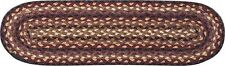 Oval Braided Jute Stair Tread #19-371 ~ Quantity Choice