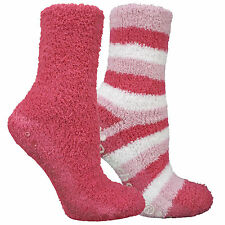 Dr. Scholls Women's Spa Socks with Grippers (2 pairs)