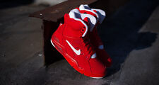 Nike Air Command Force sz 10.5 red october Billy Hoyle Volt Max 1 95 97 93 98 90