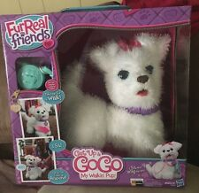 FurReal Friends Get Up And Go Go My Walkin' Pup Pet Being Discontinued