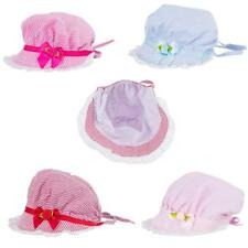 Newborn Girl Baby 3-24 Months Bucket Hats Summer Sun Hat Beach Bonnet Beanie Cap
