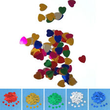 1000x Romantic Wedding Party 10MM Love Heart Confetti Birthday Table Decoration