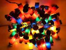 100ct Shotgun Shell Lights Party Lights Christmas Lights Cabin Lights Party Lite