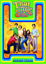 LIKE NEW  That 70s Show - Season 3 (DVD, 2005, 4-Disc Set)SP. FEATURES!
