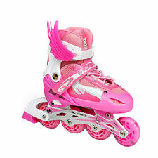 Inline Skates Featuring Illuminating Wheels Durable Attractive with Protector