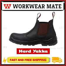 Size 13 Hard Yakka Y60035 ACE ELASTIC SIDE BOOT WITH COMPOSITE TOE CAP