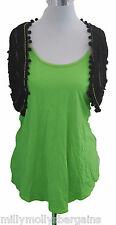New Womens Green NEXT Top Size 18 16 14 12 10 8 RRP £28
