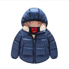 7-24 Months Winter Newborn Baby Snowsuit Cotton Girls Coats And Jackets
