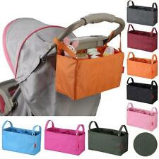 Waterproof Baby Diaper Bags Pocket Organizer Nappy Bag Stroller Hanging Bag