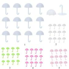 12pcs/Lot Umbrella Sweets Candy Gift Boxes Wedding Party Baby Shower Favour Box
