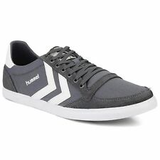 Hummel Slimmer Stadil Low Grey Womens Trainers