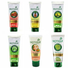Biotique 100% Botanical Extracts Face Wash - All Skin Types - 100ml
