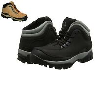 MENS SAFETY BOOTS GROUNDWORK GR386 STEEL TOE CAP LACE UP ANTI SLIP LEATHER