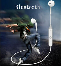 Wireless Bluetooth Headset Stereo Headphone Earphone Sport for iPhone Samsung d8