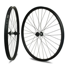 MTB Bike 29er Carbon Wheelset 23mm Depth 27mm Width Mountain Bike Carbon Wheels